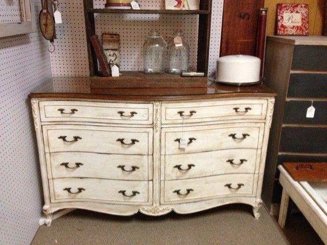 Antique White Dresser Buffet White Dresser Bedroom Redesign Refinishing Furniture