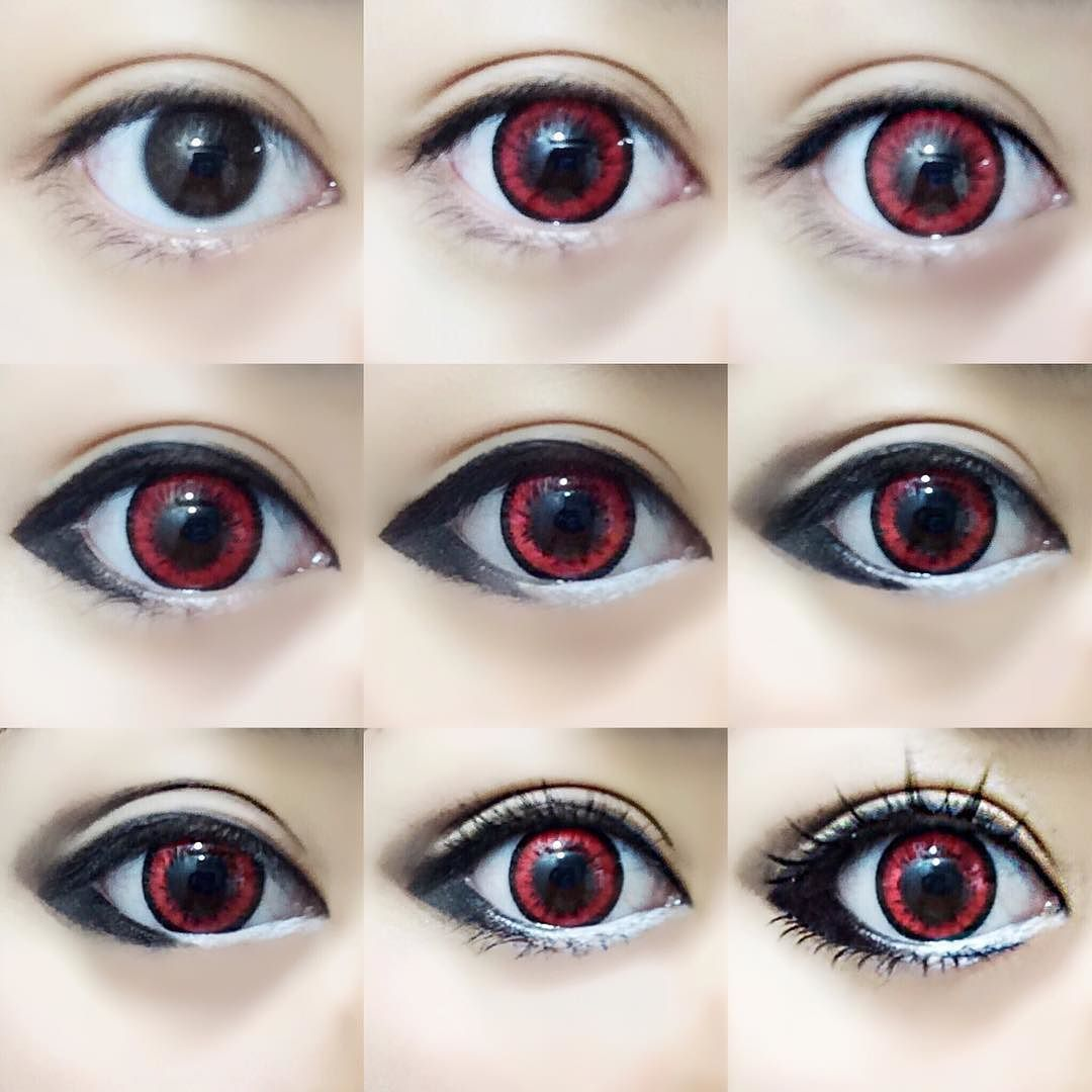 Another Eye Makeup Tutorial For Cosplay Or Everyday Idc I Like