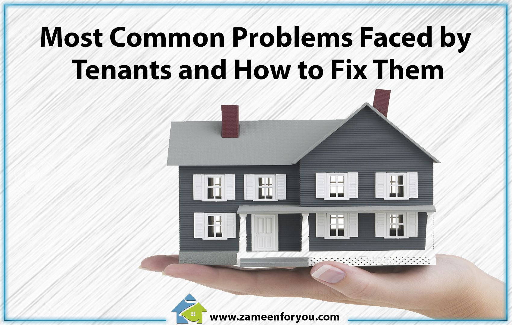 Most Common Problems Faced By Tenants And How To Fix Them Being