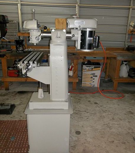 Clausing 8520 Cnc Woodworking