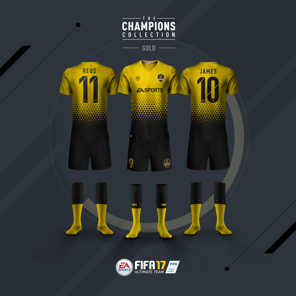 Fifa 17 On Behance Football Team Kits Fifa Fifa 17