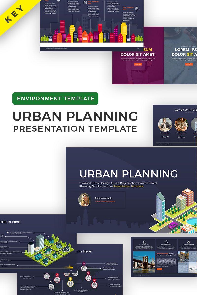 Urban Planning Presentation Keynote Template 76377 Urban Planning Powerpoint Templates Keynote Template