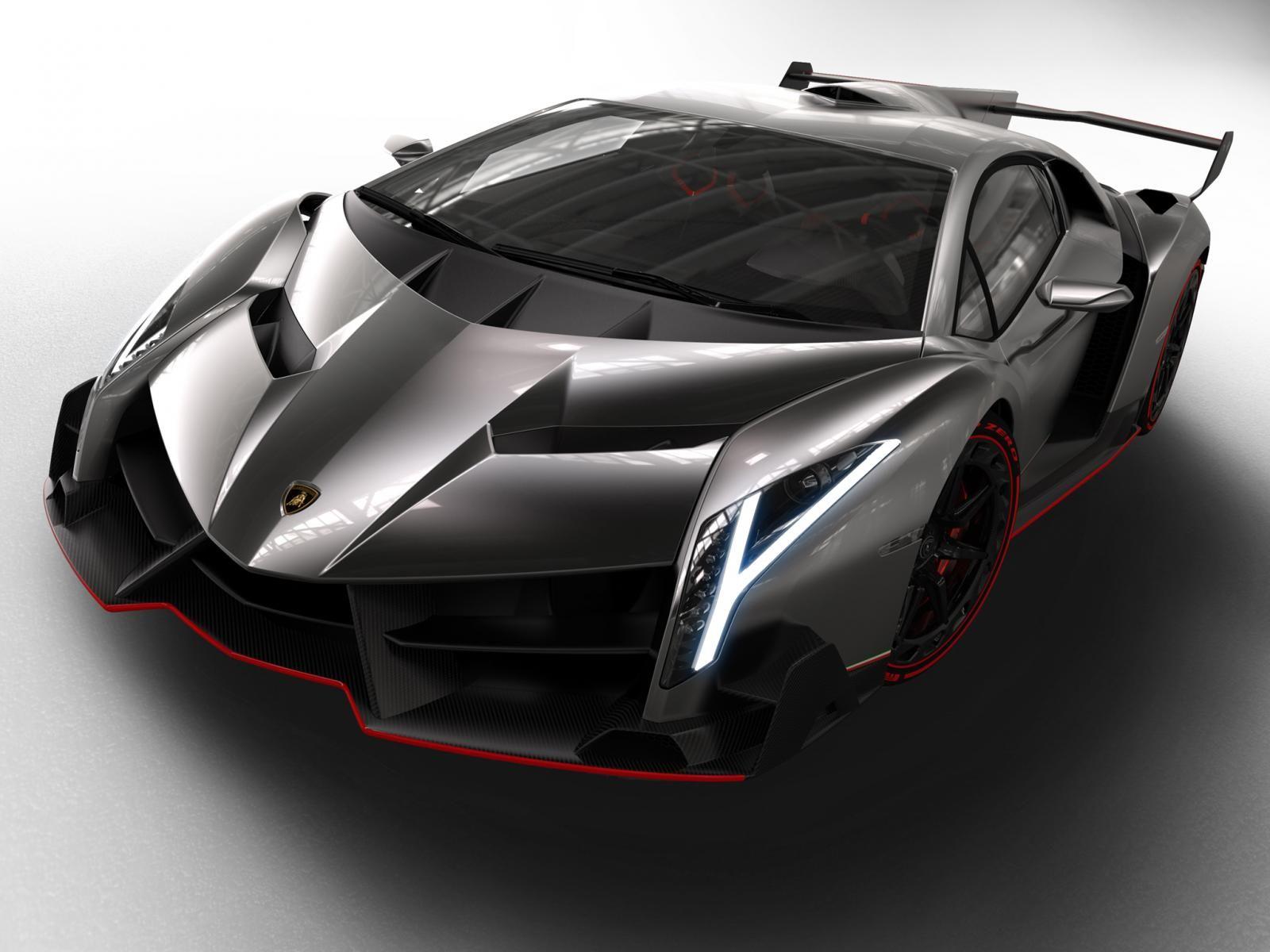 Lamborghini Veneno Roadster $4,400,000