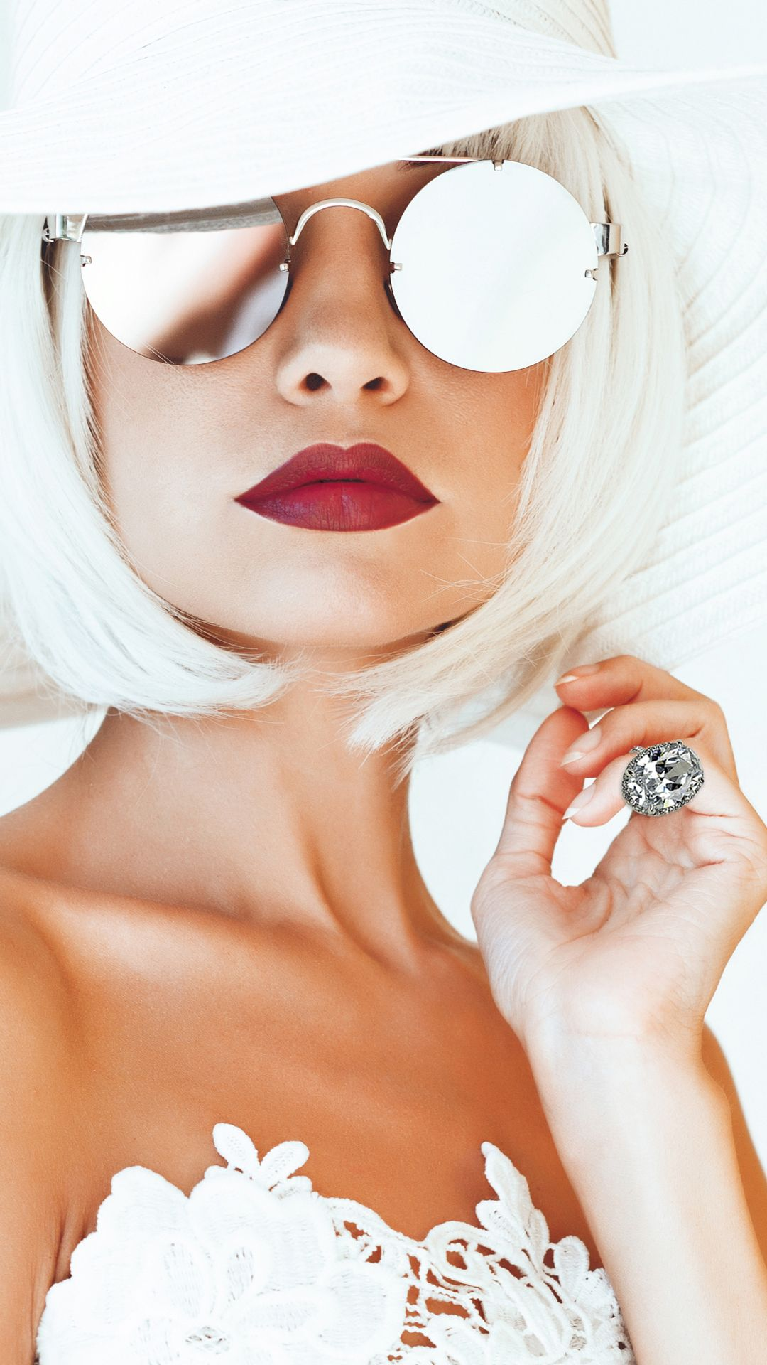 Bling Cocktail Ring from Composition Lane Sunglasses