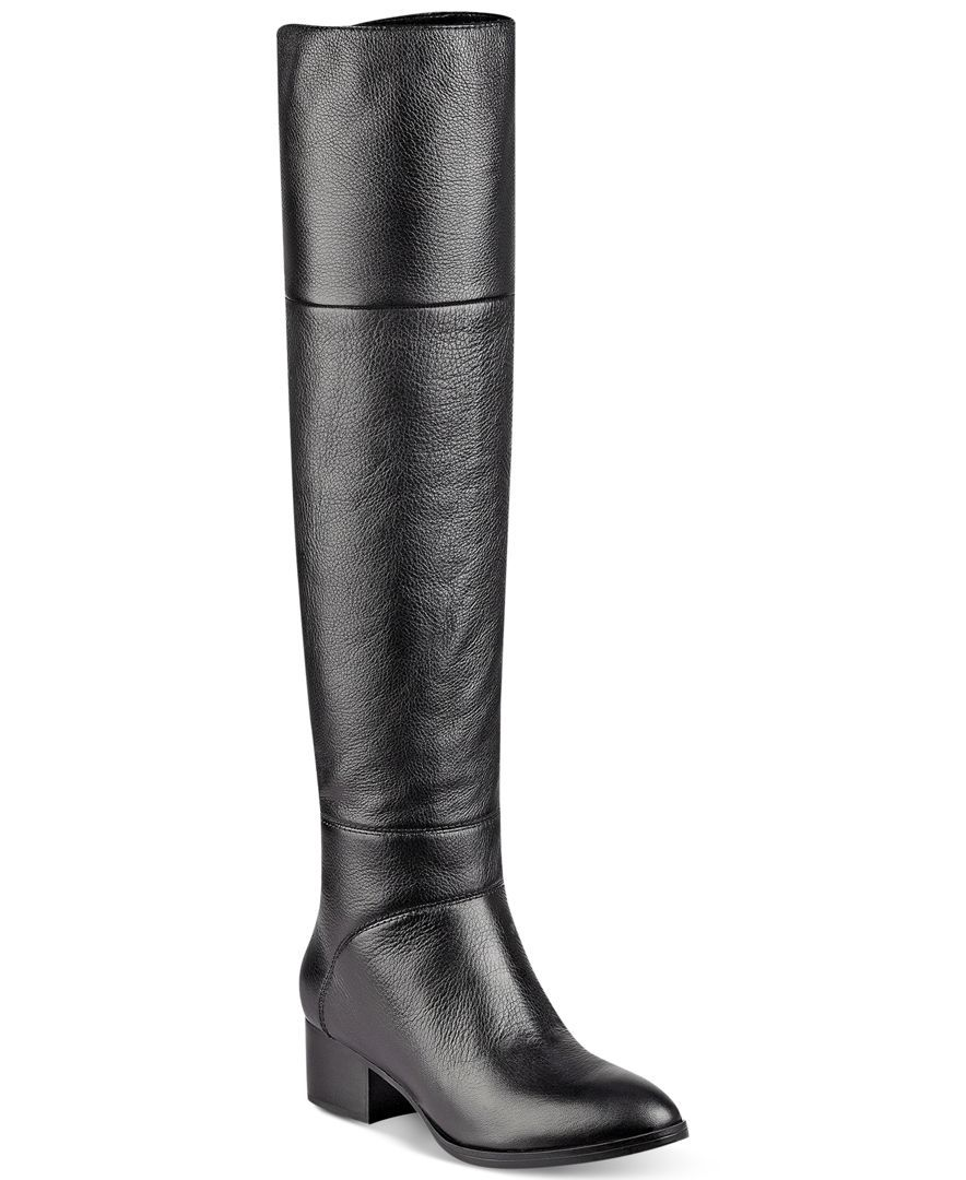 bde48bae2c0907 Tommy Hilfiger Gianna Over-The-Knee Boots