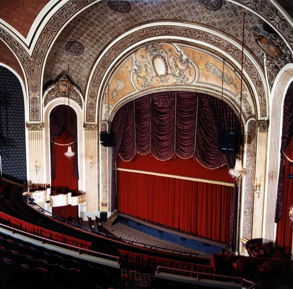 Incredible Sioux City Orpheum Seating Chart