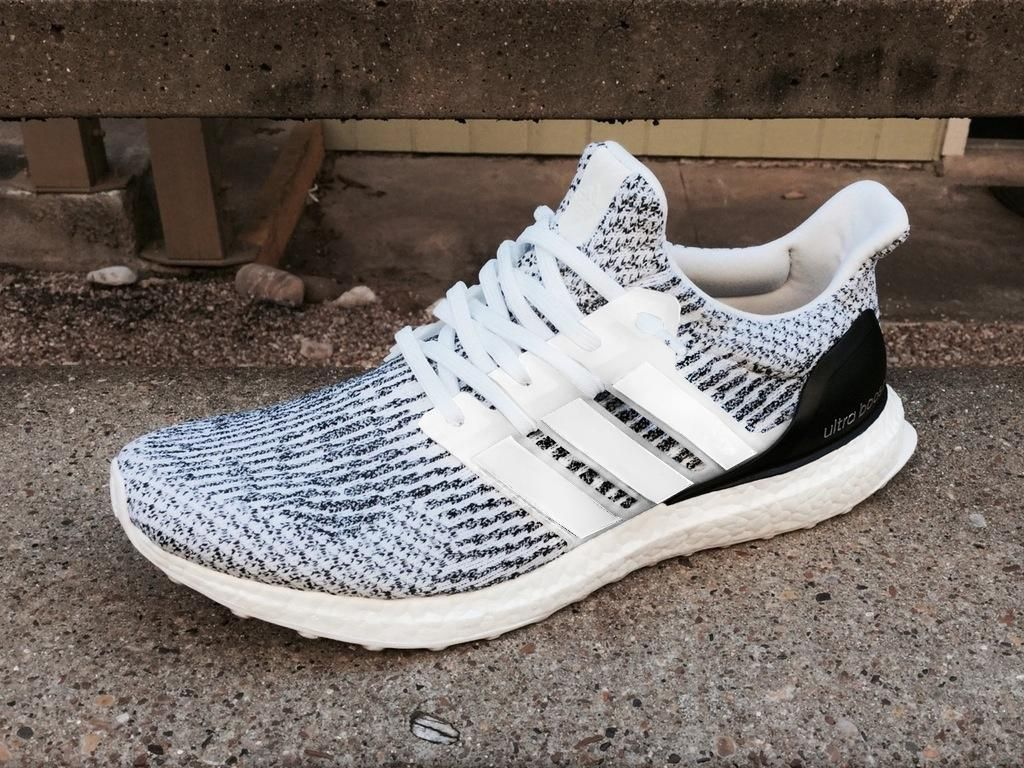 I made a mock up of a custom for the Oreo 3.0 Ultraboosts