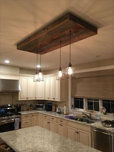 Rustic Lighting By 7m Reclaimed Wooden Ceiling Chandelier Rustic Kitchen Rustic Kitchen Lighting Kitchen Remodel