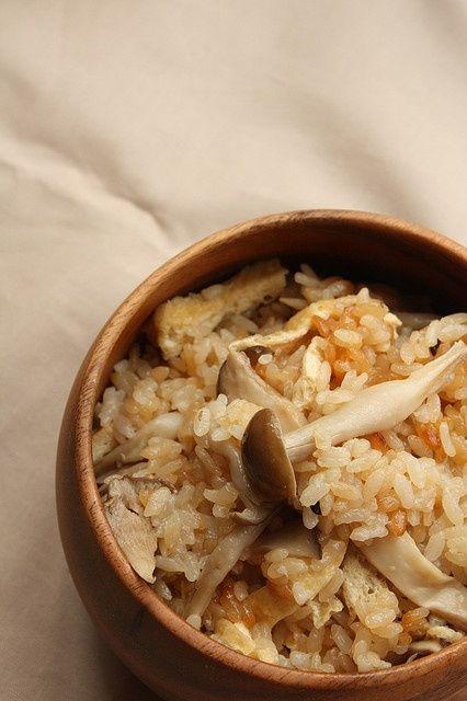 타키코미고항(일본식 영양밥)