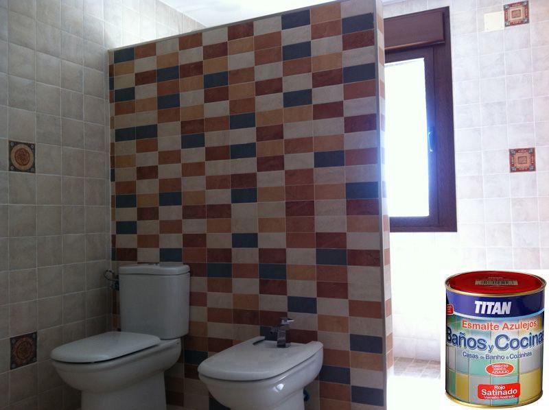 Cambia tu cocina o baño sin reformas con pintura para ...