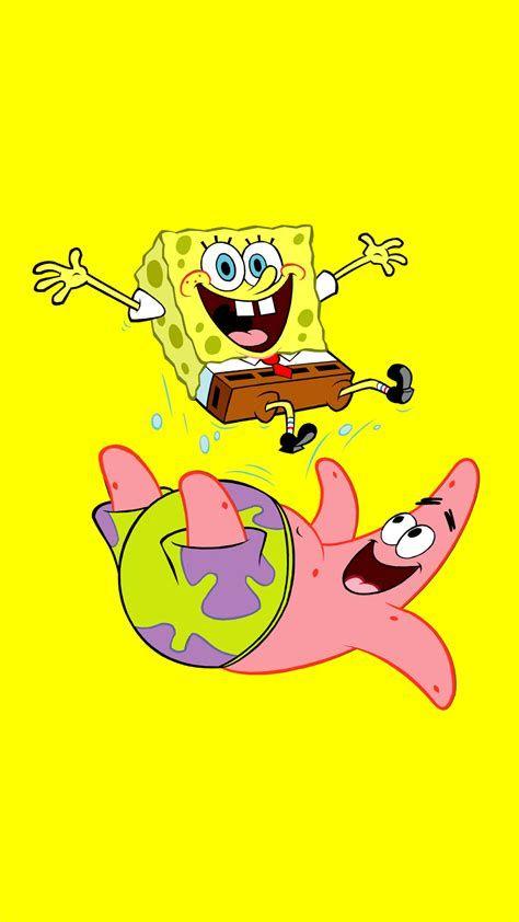 [49+] SpongeBob And Patrick Wallpaper On WallpaperSafari
