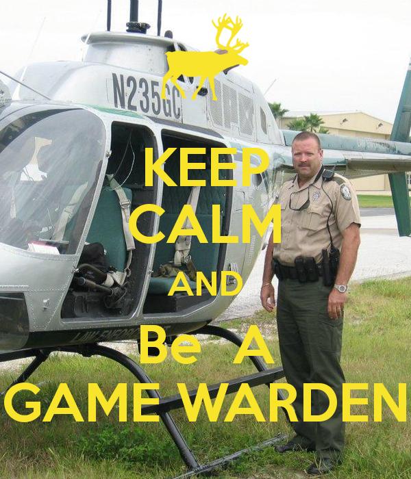Game Warden Bing Images My Future Job Warden Future Jobs