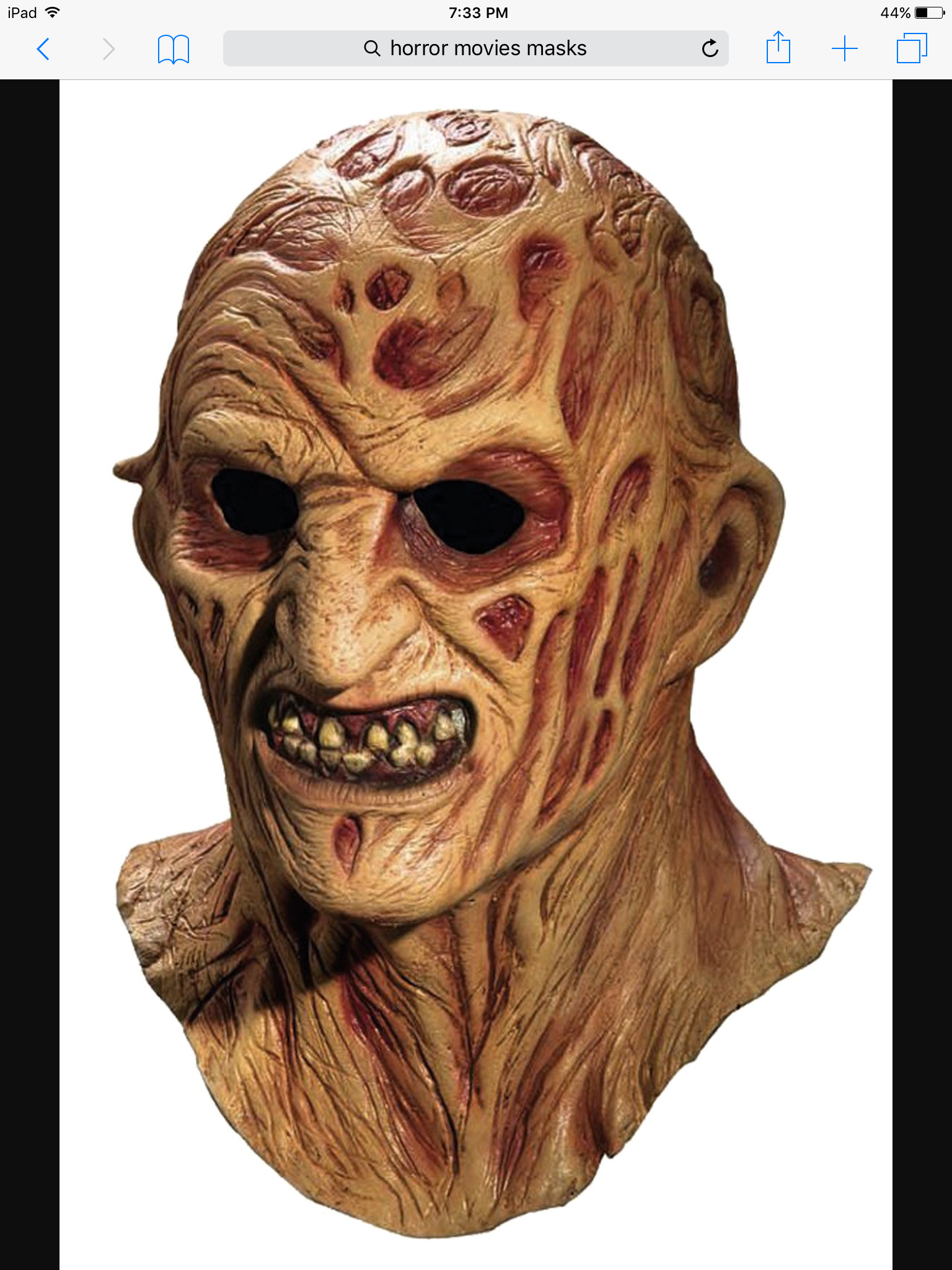 Pin By Janet Myers On Masks Freddy Krueger Mask Freddy Mask Freddy Krueger Costume