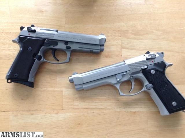 Pin on Firearms: Beretta M9