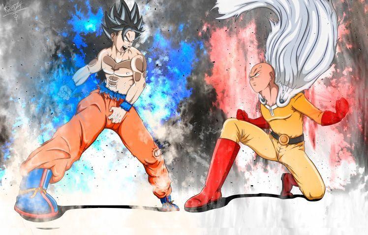 Pin De Ramses Gomez En Aleatorios Anime Saitama Goku Dibujos De Dragon