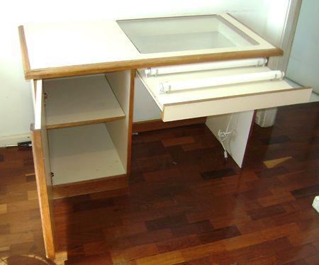Mesa de luz don 39 t know mesas - Mesas de arquitectura ...