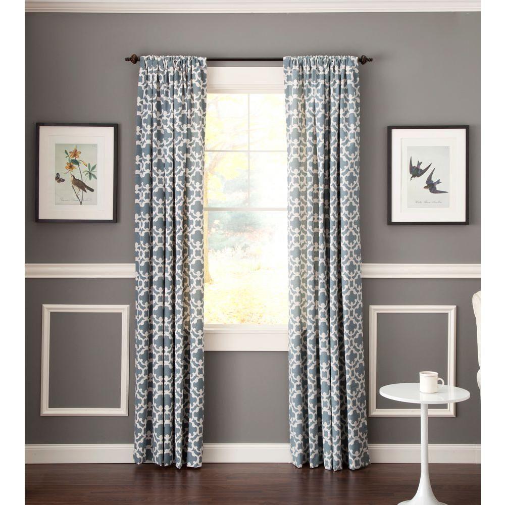 Kenney Babylon 90 130 In Adjustable 3 4 In Standard Decorative Window Single Curtain Rod In Dark Brown In 2019 Window Curtain Rods Curtain Rods Curtains
