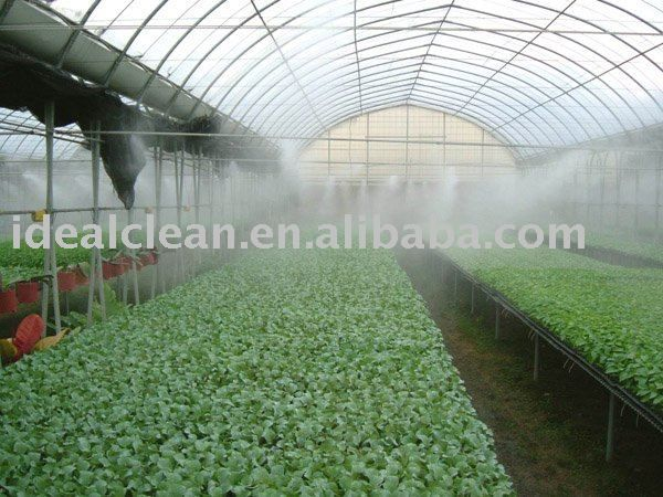 150 Nozzles High Pressure Misting Cooling System Water Cooling For Greenhouse Poultry House And Cooling Free Shipping Dengan Gambar