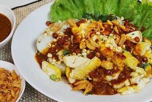 Resep Tahu Tahu Lontong Resep Tahu Resep Masakan Masakan Indonesia