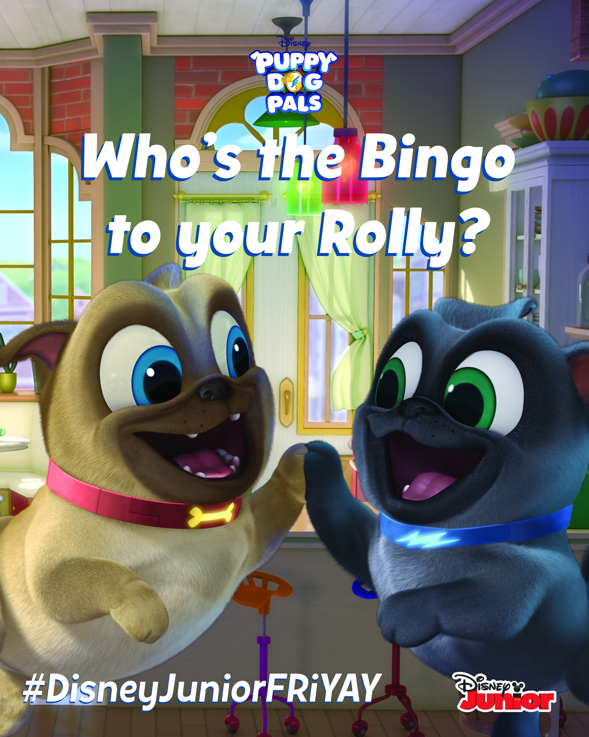 Who S The Bingo To Your Rolly Print Out This Puppy Dog Pals Mini