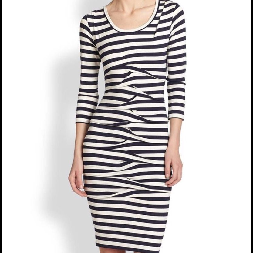 Nicole Miller Artelier Maternity Dress