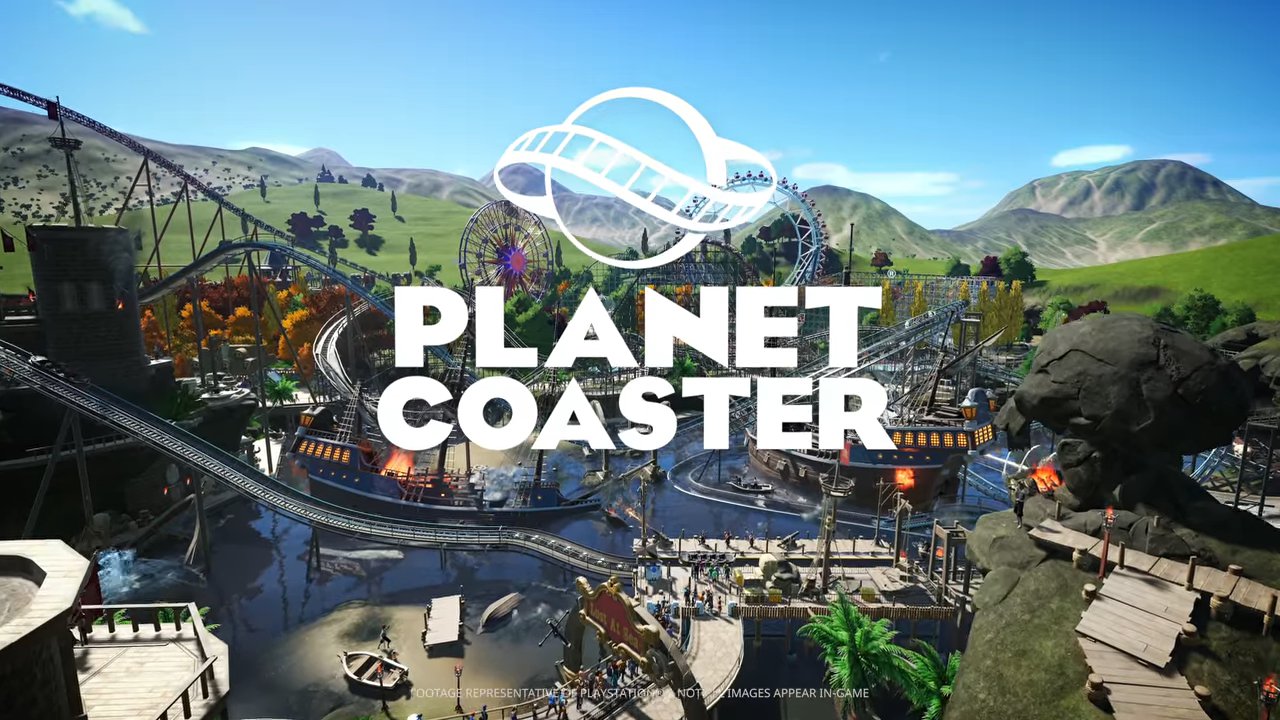 Coaster Console Edition is coming in 2020