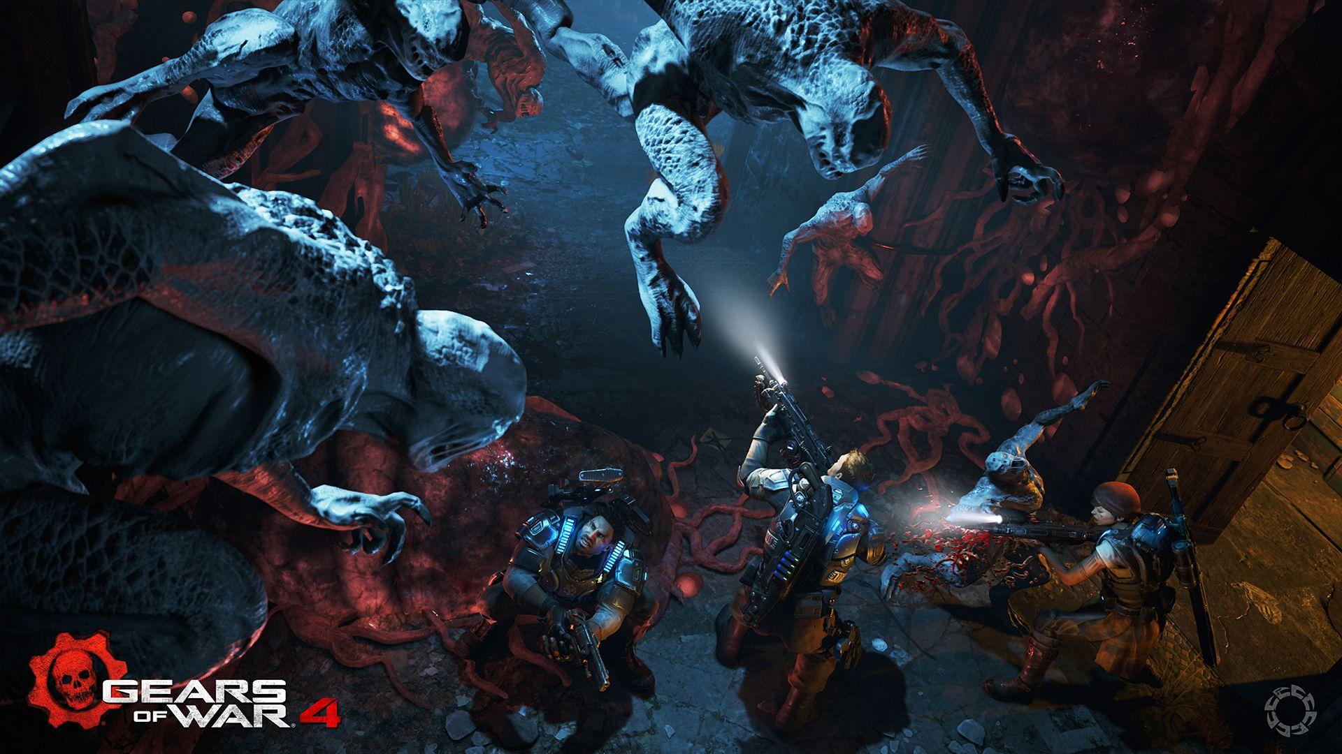 Gears Of War Wallpapers In Ultra Hd K Gears Of War Mass Effect Gears Of War 2