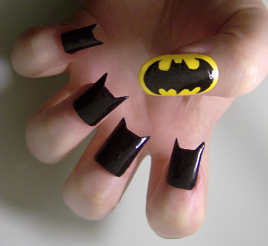 "Check out Lili Mac's ""Batnail art"" decalz @Lockerz http://lockerz.com/d/19713892?ref=gretchen.lanhamsims"
