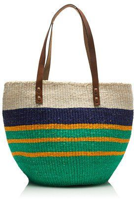 Pin For Later These Bags Are Begging To Be Taken The Beach J Crew Striped Bag Bamboula Ltd 78