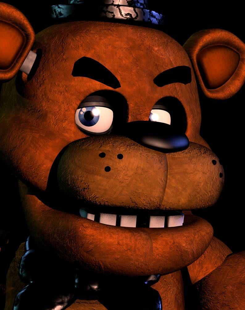 Freddy Ultimate Custom Night Mugshot Recreation By Andypurro Fnaf Freddy Fnaf Freddy Fazbear Fnaf Characters
