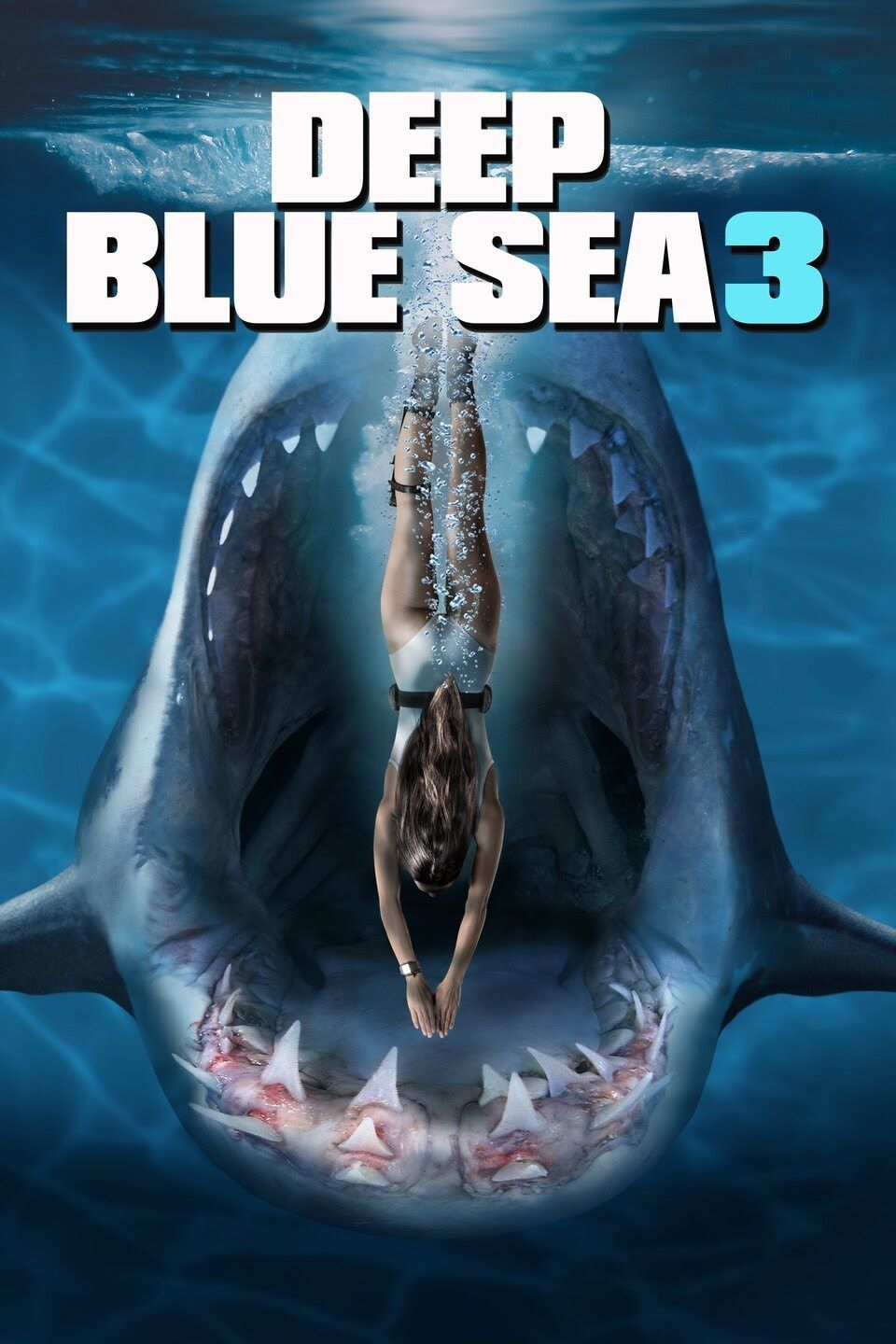 Deep Blue Sea 3 Free Watch Online And Download Deep Blue Deep Blue Sea Blue Sea