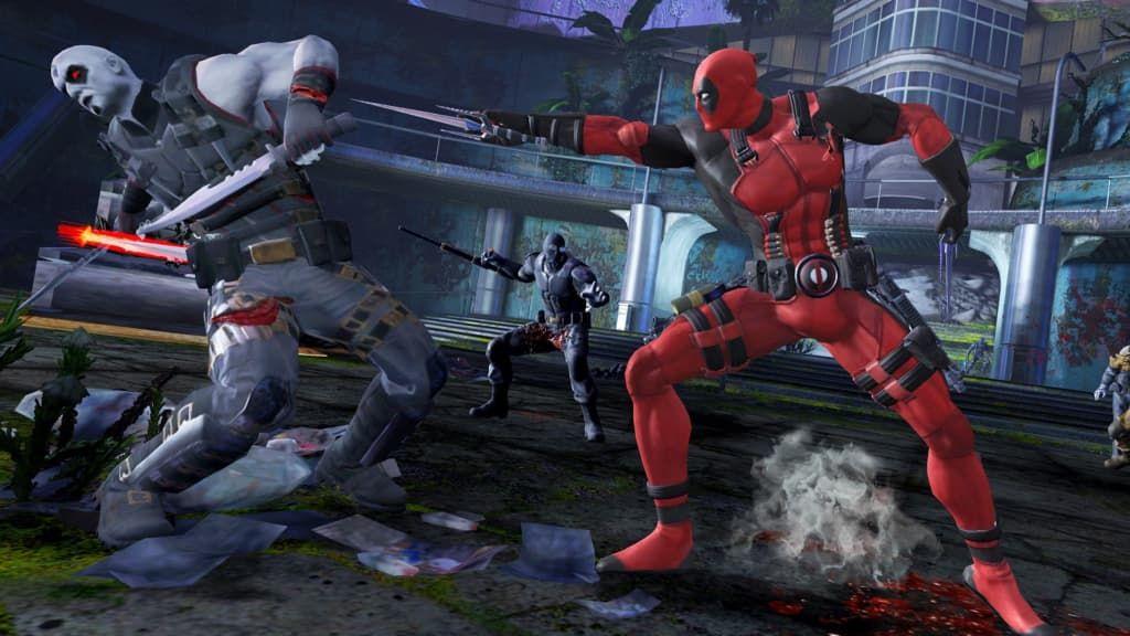 Download Deadpool Game Free for PC | RihnoGames | Deadpool