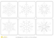 مطبوعات تلوين ندفات الثلج ثيم الشتاء Home Decor Decor Rugs