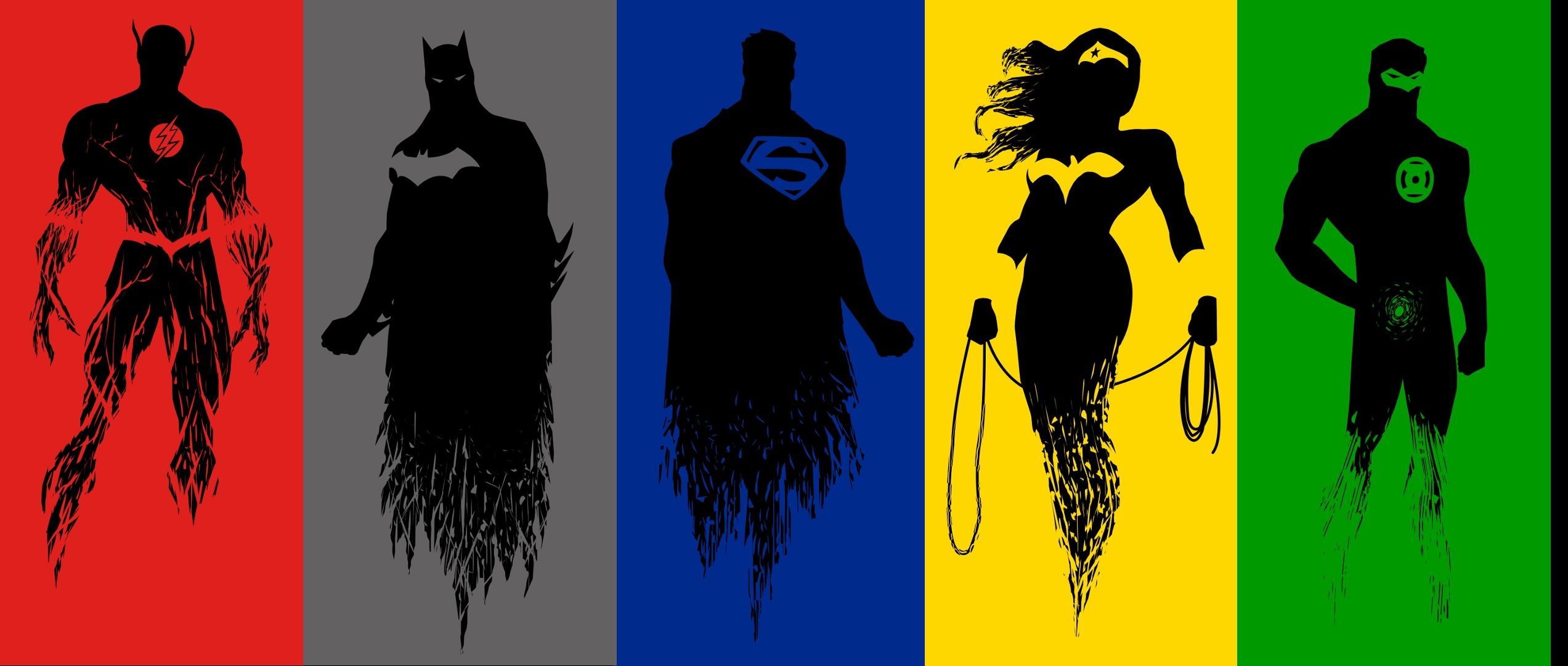 What is your favorite Justice League wallpaper? (Or DC in ...