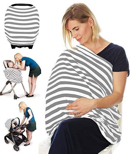 2fa4ba52bc1 Ansellf Nursing Breastfeeding,Newborn Baby Nurse Garment Materity Cotton Nursing  Cover Women Udder Covers Breast Feeding Baby Blanket Baby Stretchy Car Seat  ...
