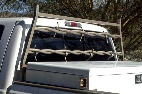 Barbed Wire Cave Creek Designs Truck Headache Back Rack Diesel - Barb wire custom vinyl decals for trucks
