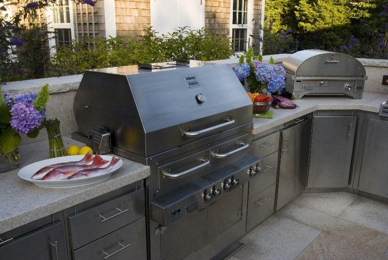 Kalamazoo Outdoor Gourmet Hybrid Fire