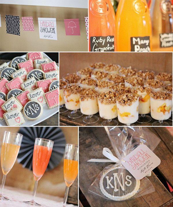 Rustic And Elegant Bridal Shower Brunch Ideas 2017 Weddingshower Elegantweddinginvites