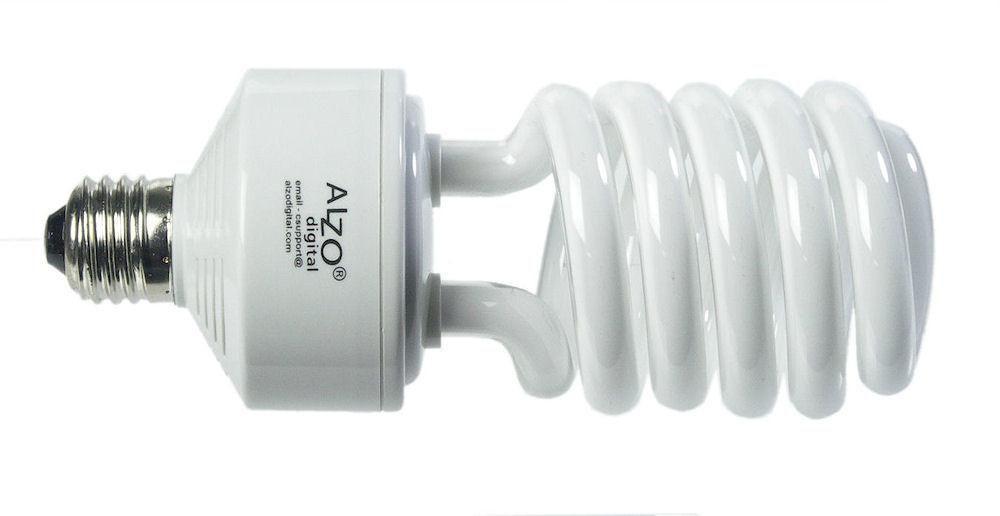 Alzo 45w Cfl Video Lux Photo Light