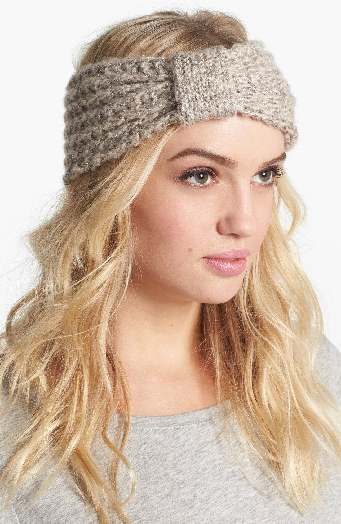 Need this cute head wrap for winter.  55713dd32ac