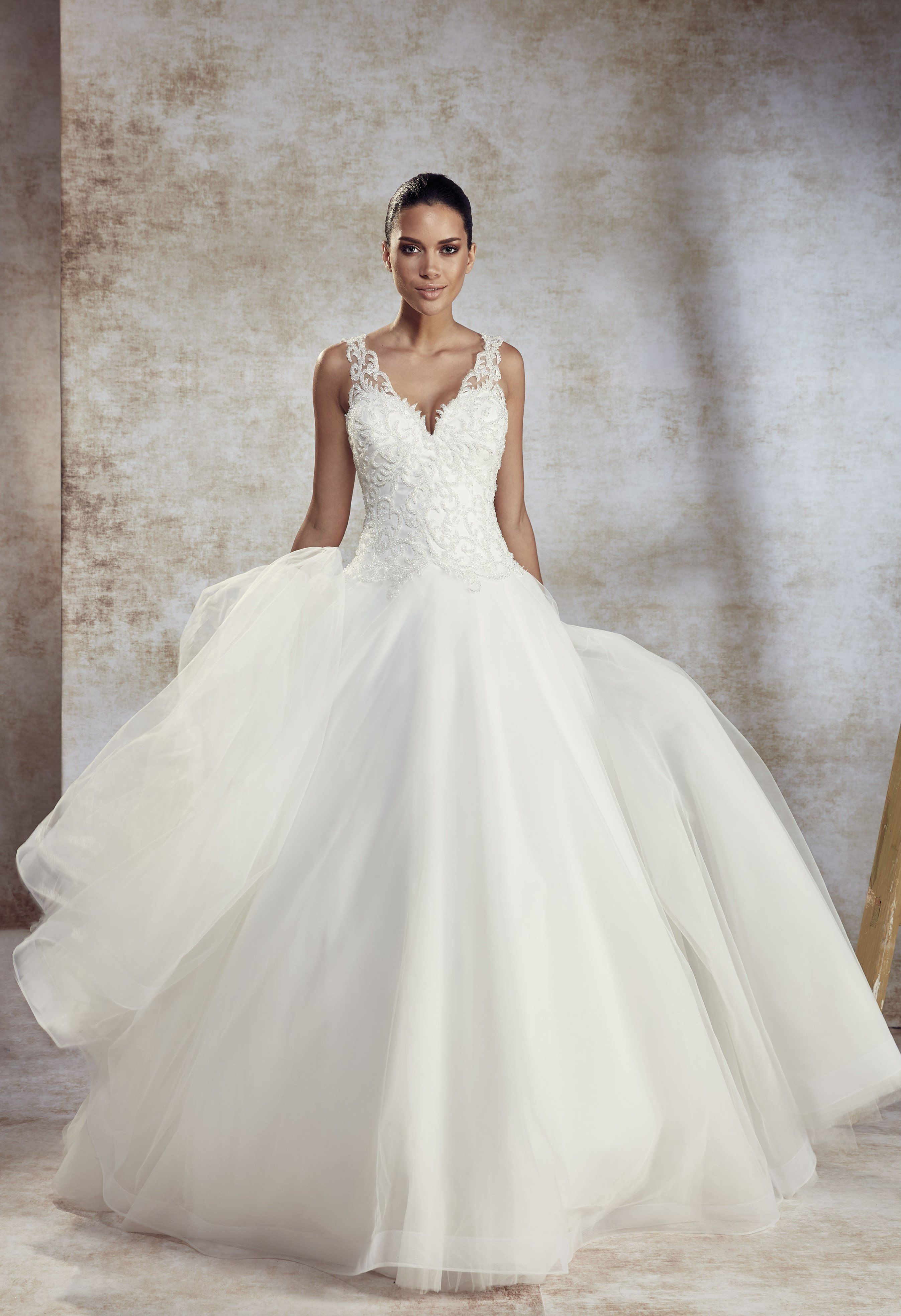 Jana Ann Couture Fall 2017 Wedding Dress collection. Bridal