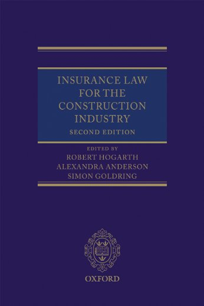 2013 Insurance Law For The Construction Industry By Robert