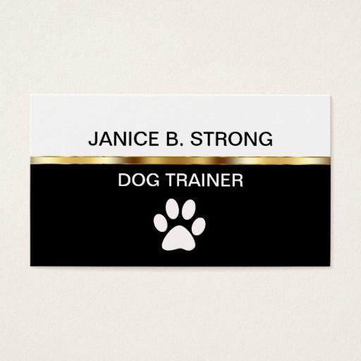 Classy dog training business cards dog trainer business cards classy dog training business cards colourmoves