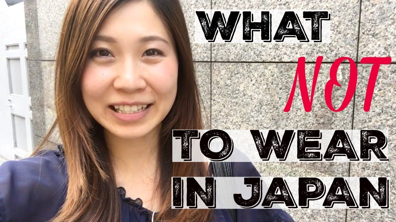 What not to buy in japan