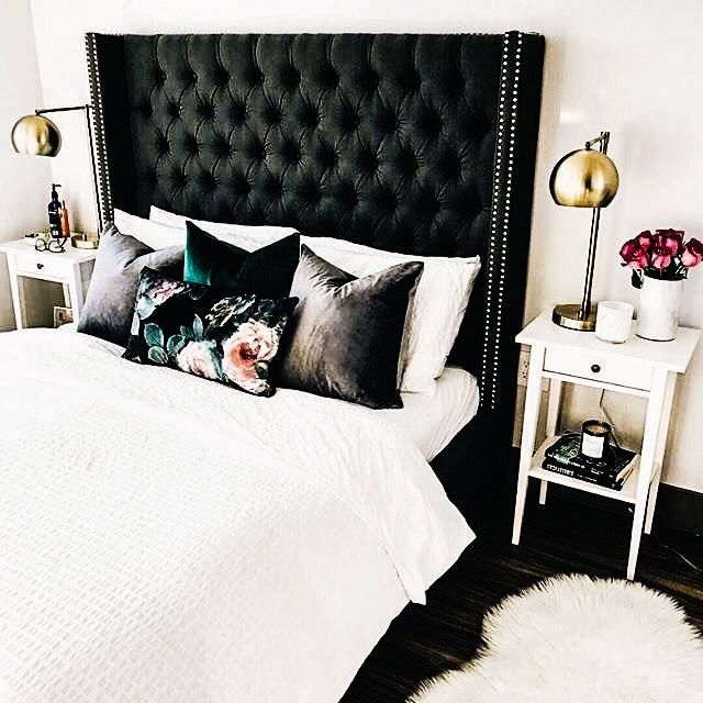 50 Sleigh Bed Inspirations For A Cozy Modern Bedroom: Pin By Jolene Roelofse On Decor