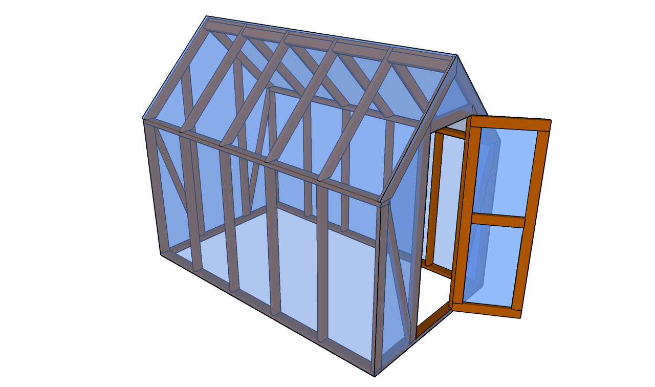 Diy Greenhouse Plans Free Garden Plans How to build