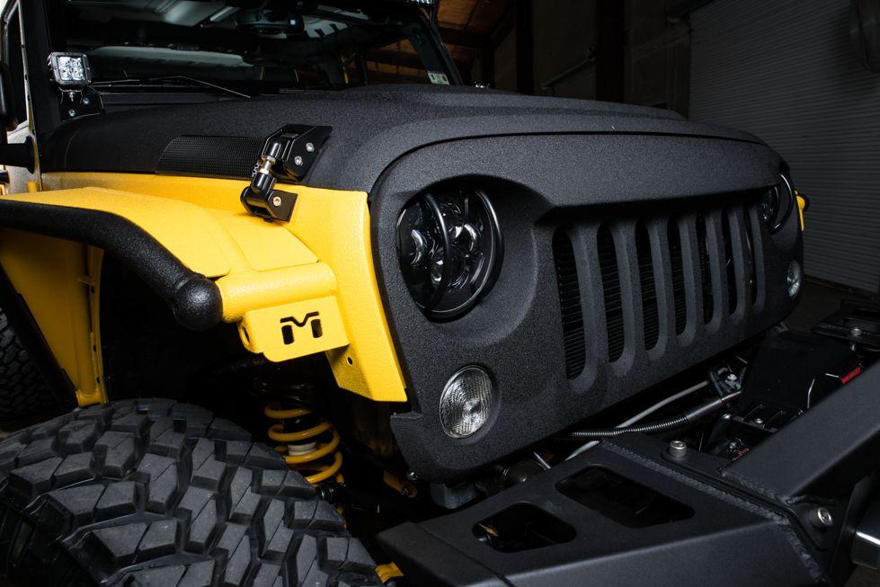 Custom Project Jeep Vehicles Starwood Motors Yellow Jeep Yellow Jeep Wrangler Jeep Wrangler Lifted