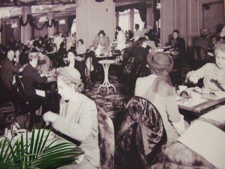 The Tea Room Memories Tea Baltimore Room