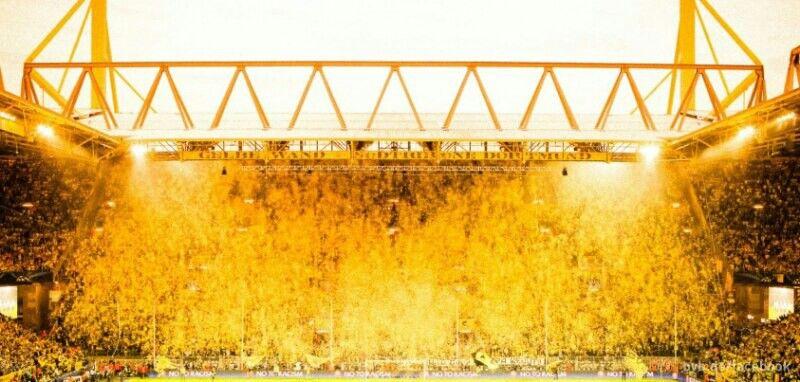 Gelbe Wand Dortmund