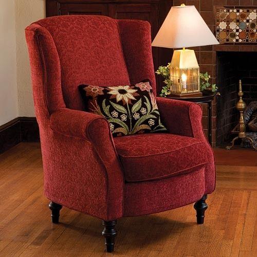 Wingback Chair Amp Ottoman Sturbridge Yankee Workshop I